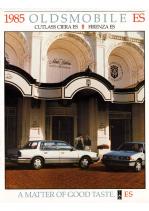 1985 Oldsmobile ES