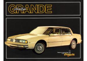 1986 Oldsmobile 98 Grande