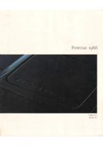 1986 Pontiac Fiero GT and 600 SE