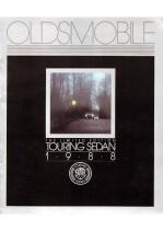 1988 Oldsmobile Touring Sedan