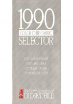 1990 Oldsmobile Cutlass Colors