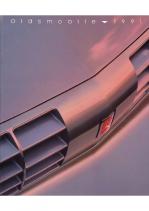 1991 Oldsmobile Full Line Prestige
