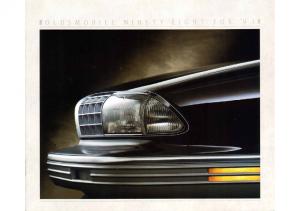 1991 Oldsmobile Ninety Eight