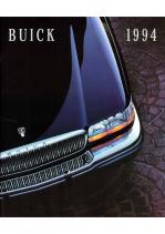 1994 Buick Full Line Prestige