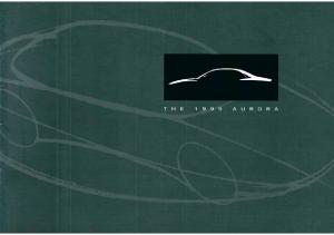 1995 Oldsmobile Aurora Intro 9-94
