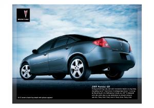 2005 Pontiac G6 Web