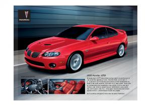 2005 Pontiac GTO Web