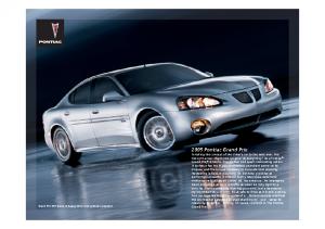 2005 Pontiac Grand Prix Web