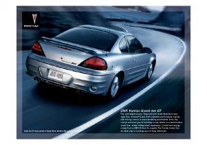 2005 Pontiac GrandAm Web