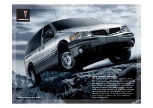2005 Pontiac Montana Web