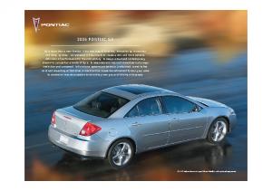 2006 Pontiac G6 Web