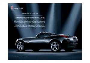 2006 Pontiac Solstice Web
