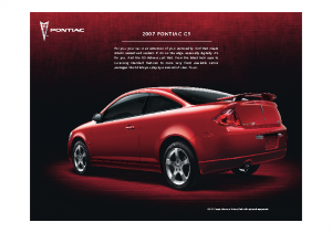 2007 Pontiac G5 Web