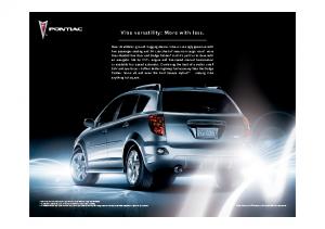 2008 Pontiac Vibe Web