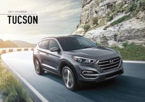 2017 Hyundai Tuson