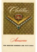 1953 Cadillac Accessories