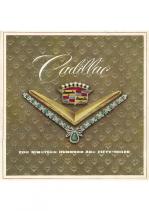 1953 Cadillac Foldout