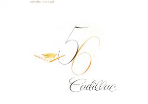 1956 Cadillac Foldout