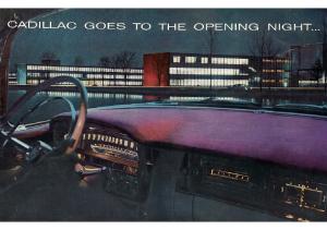 1956 Cadillac Opening Night