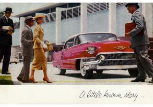1956 Cadillac Story