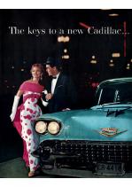 1958 Cadillac New Keys