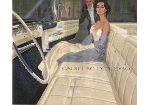 1960 Cadillac Full Line