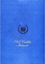 1967 Cadillac Fleetwood