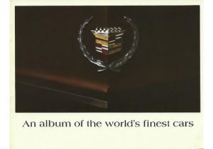 1969 Cadillac – World's Finest Cars