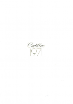 1971 Cadillac Prestige