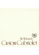 1972 Cadillac Eldorado Cabriolet