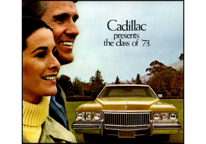 1973 Cadillac Full Line
