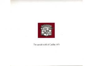 1973 Cadillac Prestige