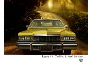 1977 Cadillac Full Line