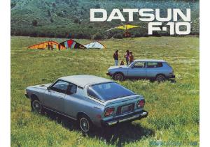1977 Datsun F10
