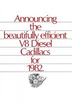 1982 Cadillac Diesel