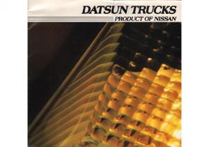 1982 Datsun Trucks