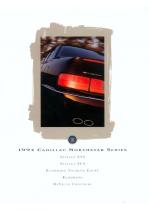 1994 Cadillac Northstar Series