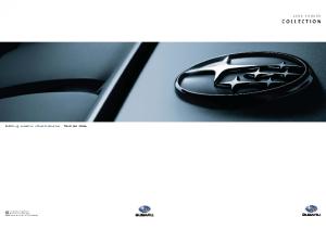 2006 Subaru Full Line
