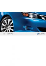 2008 Subaru Full Line