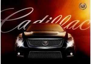 2009 Cadillac Full Line