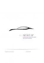 2013 Infiniti M Factsheet