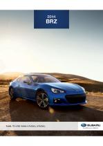 2014 Subaru BRZ