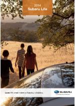 2014 Subaru Life Book