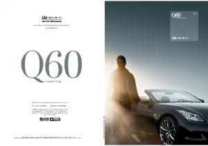 2015 Infinity Q60 Convertible