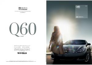 2015 Infinity Q60 Coupe