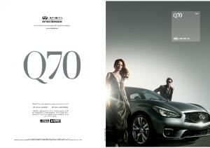 2015 Infinity Q70