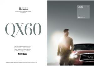 2015 Infinity QX60