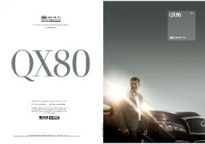 2015 Infinity QX80