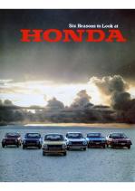 1978 Honda Full Line