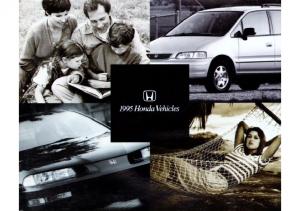 1995 Honda Full Line